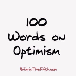 Hundred words on Optimism